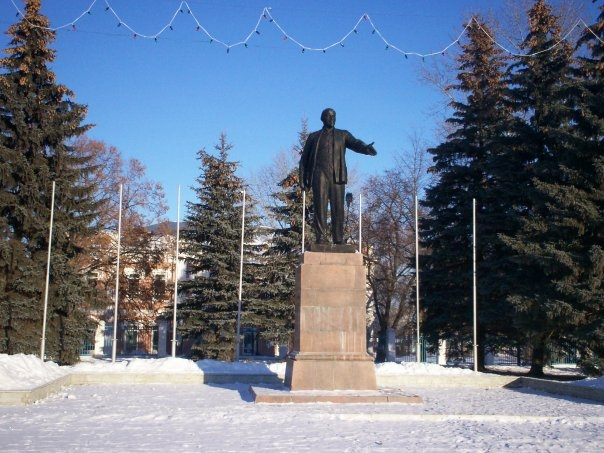 Са�ово Памя�ники Ленин�